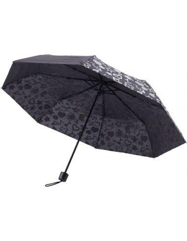 Paraguas plegable de tejido inteligente