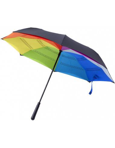 Paraguas reversible automático