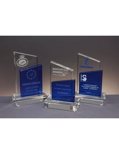 Trofeo de cristal ATENEA