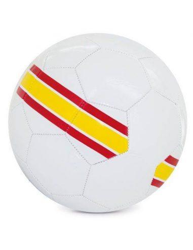 Balón de Fútbol con bandera de España