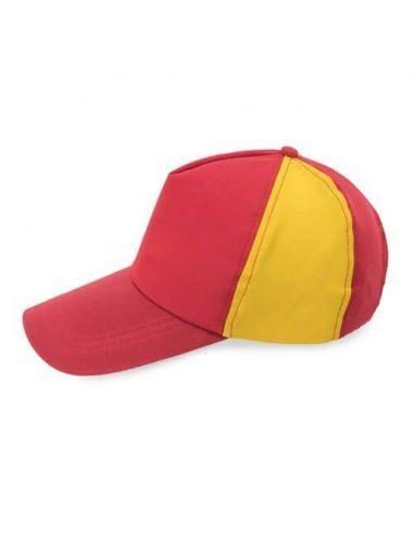 Gorra de España con visera larga