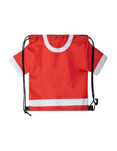 Mochila con forma de camiseta infantil