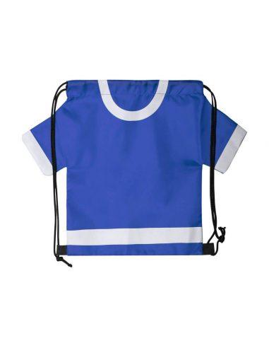 Mochila con forma de camiseta adulto