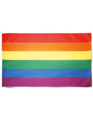 Bandera multicolor LGTB