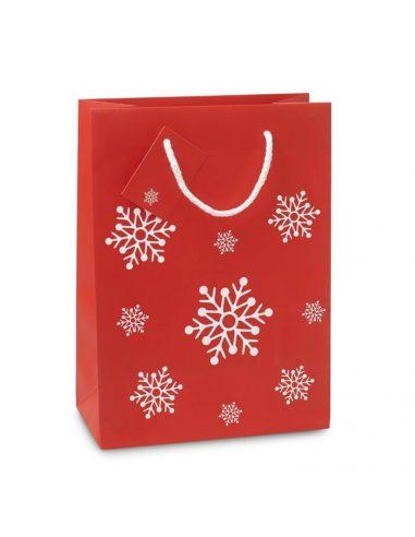 Bolsa de navidad para regalo mediana