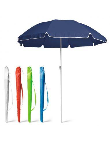 Sombrilla de playa con funda
