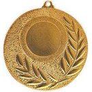 Medalla metálica deportiva