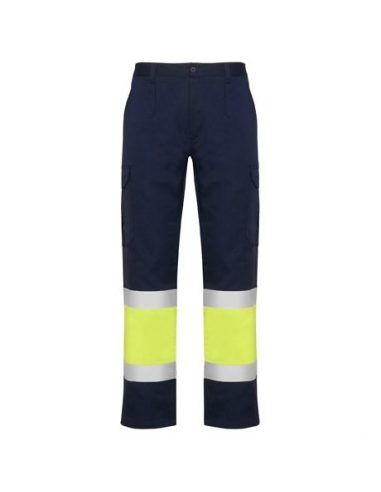 Pantalón multibolsillos de alta visibilidad NAOS