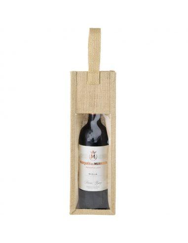 Bolsa de 1 asa para botella de vino