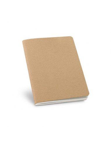 Bloc de notas de cartón reciclado