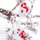 Adornos navideños Papá Noel