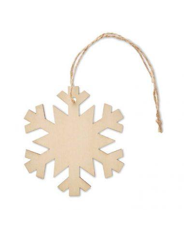 Adorno de Navidad Copo de Nieve