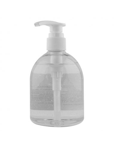 Dosificador gel hidroalcohólico 500 ml