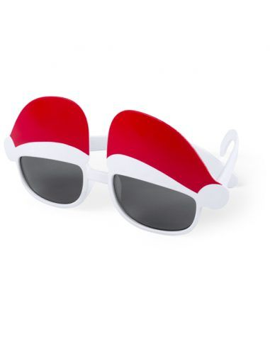 Gafas de Papá Noel