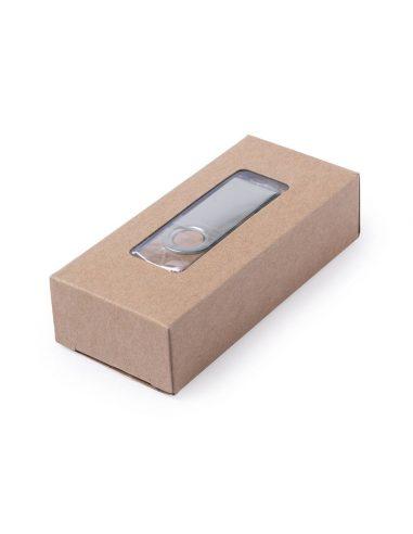 Memoria USB de cartón reciclado