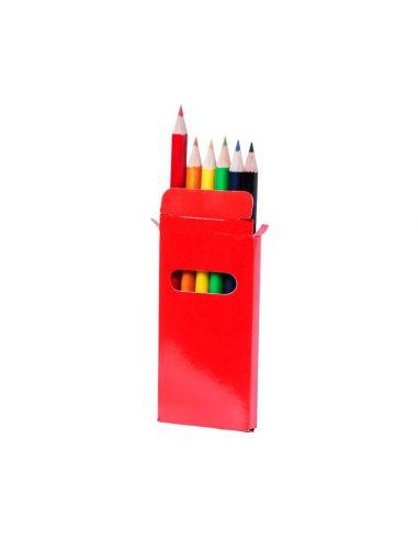 Caja de lápices