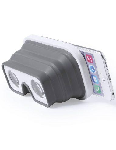 Gafas de realidad virtual de silicona