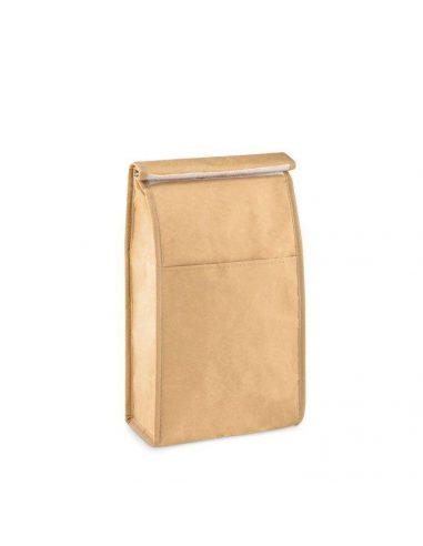 Portabocadillos de papel