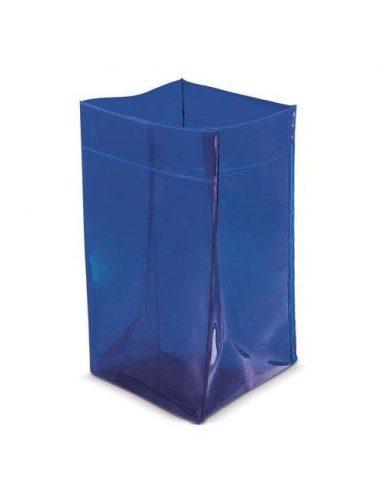 Cubitera de PVC translúcida