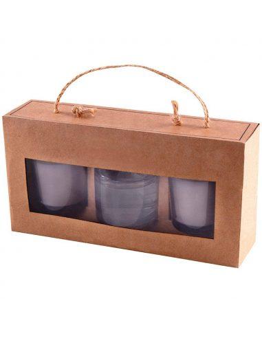 Set de velas y ambientador