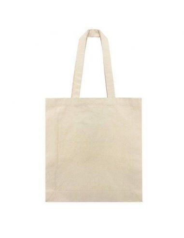 Bolsa de algodón 150 gr con fuelle