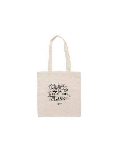 Bolsa de algodón para profesores