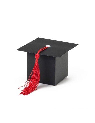 Cajita Gorro de Graduación