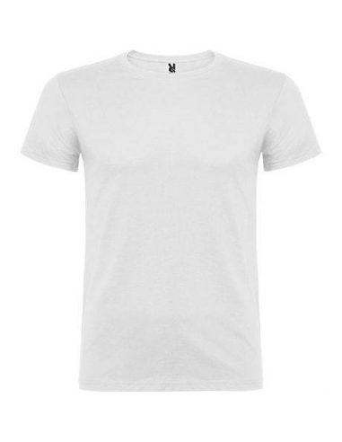 Camiseta blanca para niño
