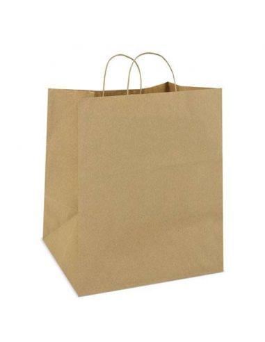 Bolsa de papel reciclado 46 x 16 x 49 cm