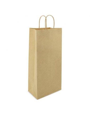 Bolsa de papel reciclado 18 x 39 x 8 cm