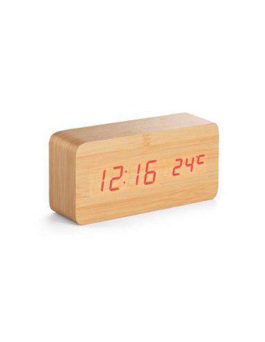 Reloj de mesilla en MDF