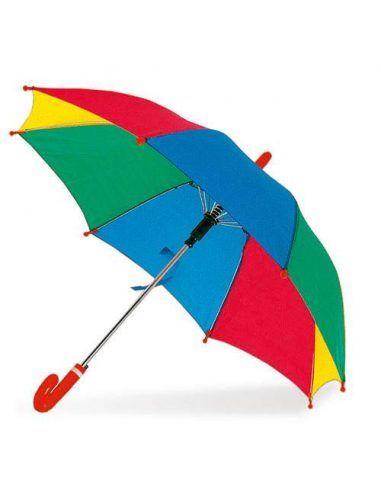 Paraguas infantil de colores