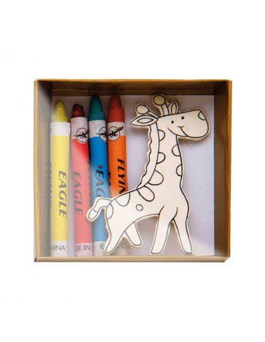 Set de imanes para colorear