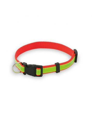 Collar reflectante para mascotas