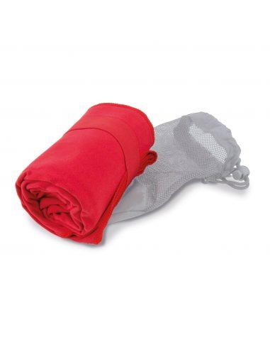 Toalla de microfibra con bolsa