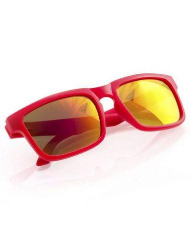 Gafas con lentes de espejo