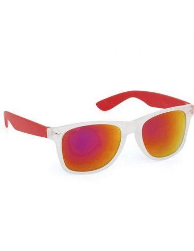 Gafas de sol con patillas de colores