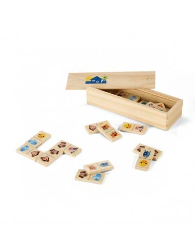 Juego de dominó infantil