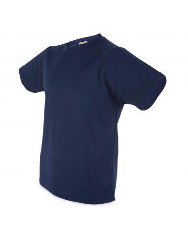 Camiseta técnica infantil de colores