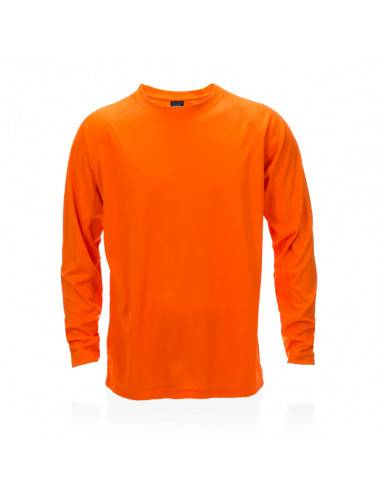Camiseta técnica de poliéster de colores