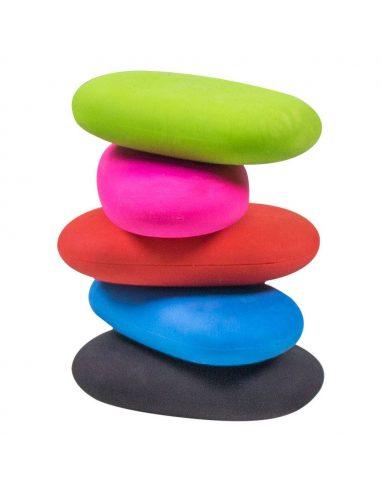 Goma de borrar de colores