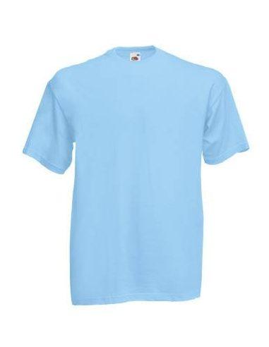 Camiseta de algodón Valueweight