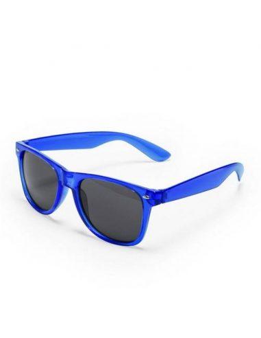 Gafas de sol clásicas transparentes