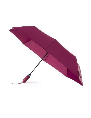Paraguas plegable automático