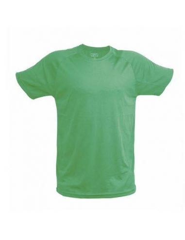 Camiseta técnica de colores