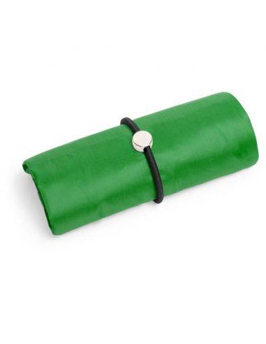 Bolsa plegable con elástico
