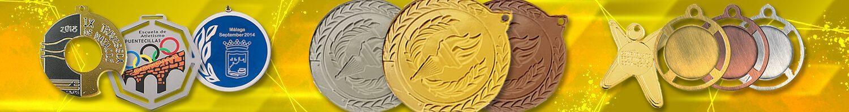 Medallas Deportivas | Trofeos y Medallas