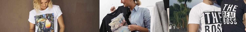 Camisetas Personalizadas a Medida A TODO COLOR.