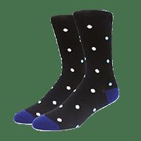 calcetines personalizados de puntos