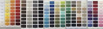 elige el color de los hilos para tu calcetín personalizado